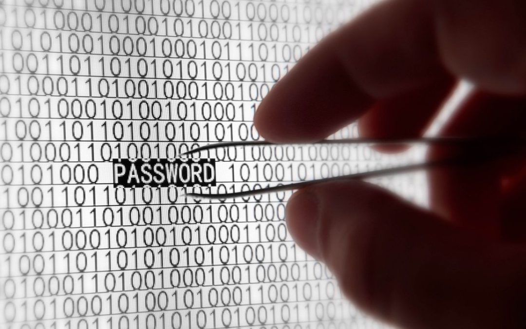 importance of passwords